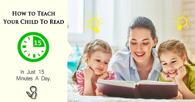 Easiest Way for Children Learning Reading Method!
