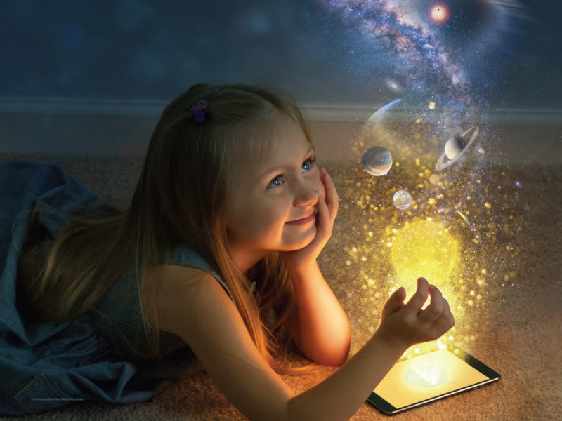 5 Key Benefits of Boosting your Child's Imagination