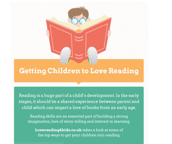 10 Easy Ways How To Get Your Child Interested In Reading
