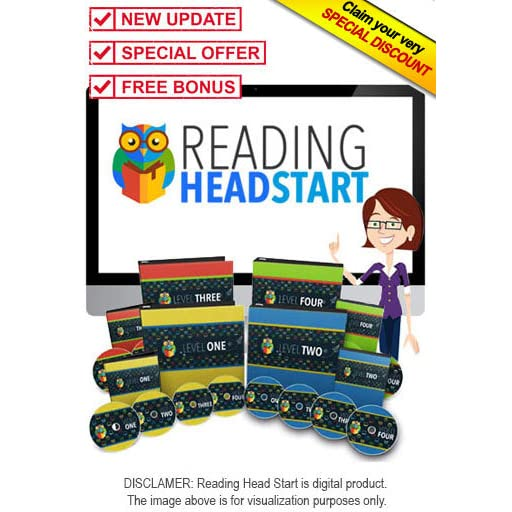 Reading Head Start program 512x512